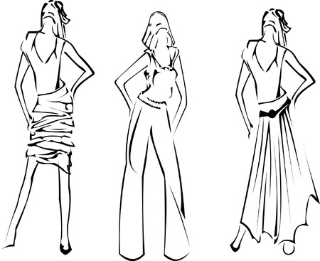 Design Sketches Vector