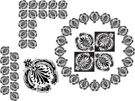 intricacy: Curves Clipart Illustration