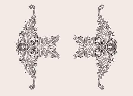 folio: Decor Elements Floral Ornament