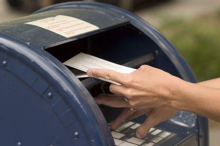 mailing: mailing envelope
