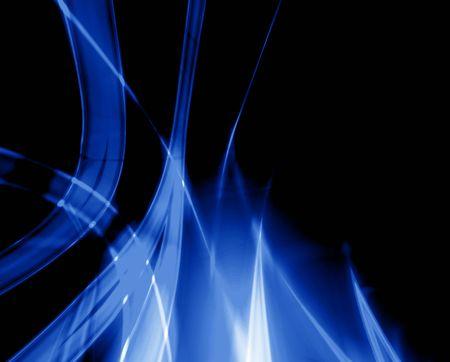 mysticism: Blue flame