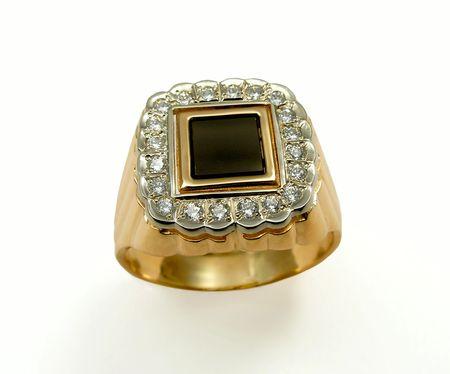 jewelle: Mans jeweller ring