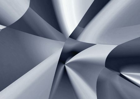 platinum style: Abstract grey background Stock Photo