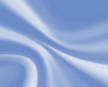 a frill: Soft blue drapery background
