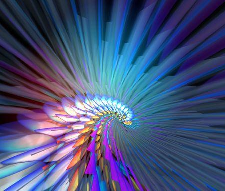 Fairy light photo
