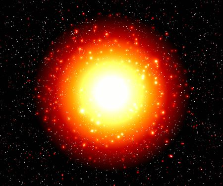 nebulosity: Solar light
