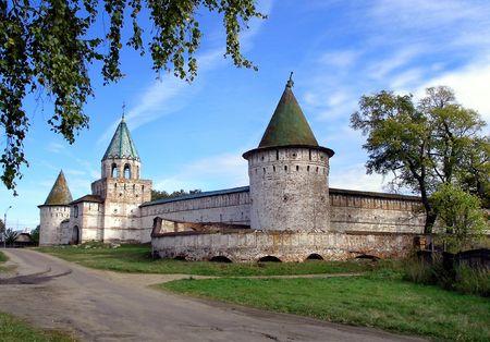 Russia. Ipatievsky  monastery. Cradle  boyars Romanov. photo