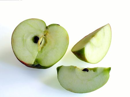 morsels: Apple.A tasty morsels