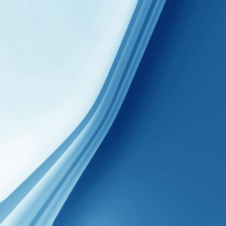 pleat: Blue background with drapery