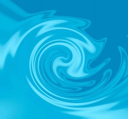 platinum style: Sea wave