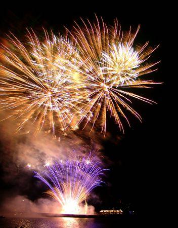 Festival of fireworks5 photo