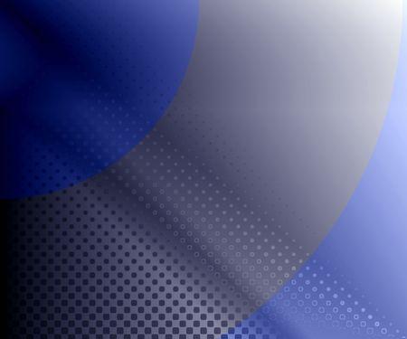 mysticism: Blue & grey net
