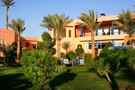 Egypt,   Sharm-el-Sheikh, on November, 1nd, 2008, Royal Albatros Moderna resort 5 hotel Stock Photo - 11748836
