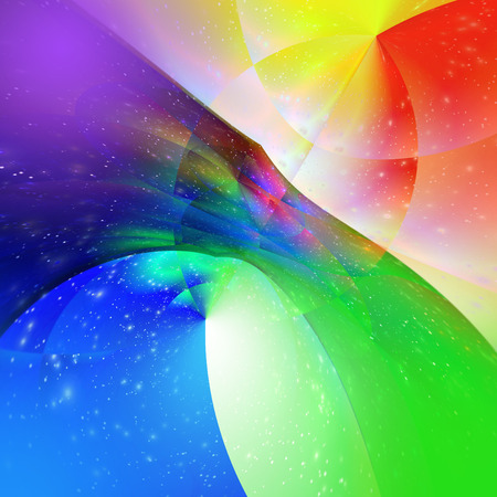 vibrat color: Abstract vibrant color background for design business cards