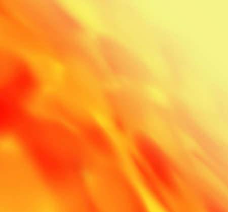 chads: Abstraction bright yellow-orange fiery background