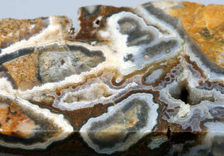 jewelle: Geologic stone agate  close up
