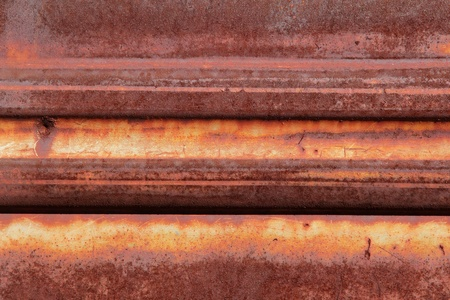 Background of old, rusted metal    Stock Photo - 10345853