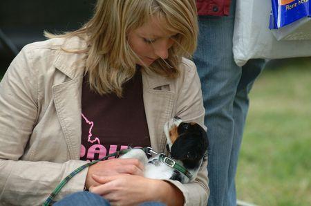 hankering: Puppy Love