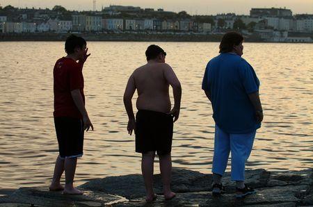 ponderous: Swimmers