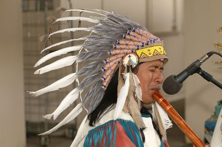 kindred: South American Indian Musician