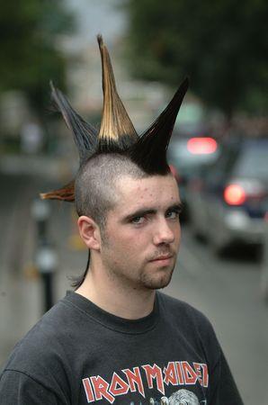 phallic: Punk