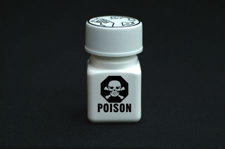 Poison Stock Photo - 247319