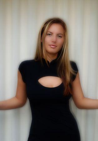 Model Posing Stock Photo - 253069