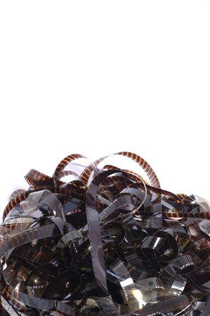 videocassette: Rollo de pel�cula