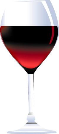 alcohol screwdriver: Wine Illustration