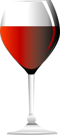 Red Wine Stock Vector - 2986678