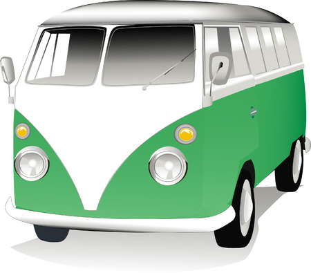 land vehicle: Van