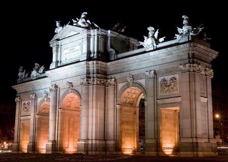 The Puerta de Alcal�