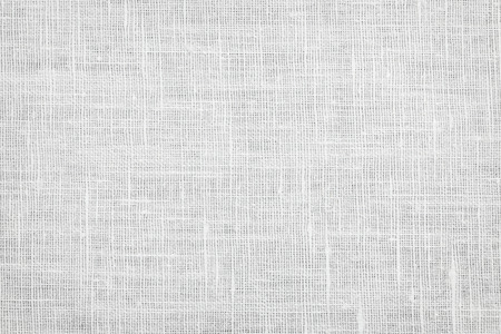white fabric texture: White linen woven fabric background or texture