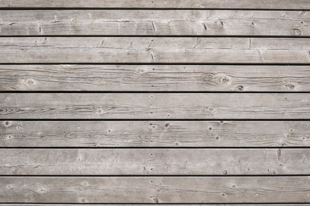 unpainted: Background of old wooden weathered unpainted deck planks