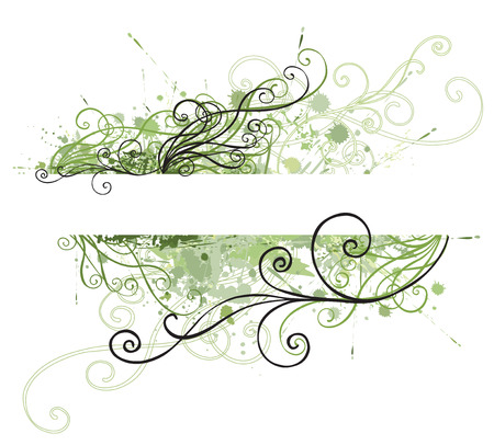 grungy background: Illustration of a grungy background