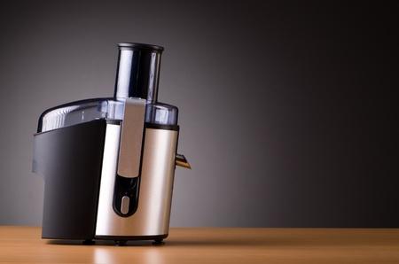 Juice extractor in kitchenware concept Stock Photo - 20838823