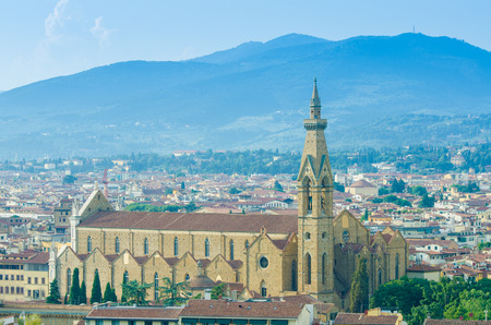 View of Florence during the day Stock Photo - 22581167