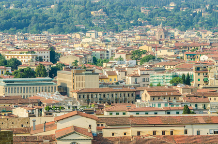 View of Florence during the day Stock Photo - 22581168