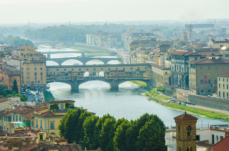 View of Florence during the day Stock Photo - 22579221