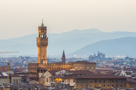 View of Florence during the day Stock Photo - 22581191