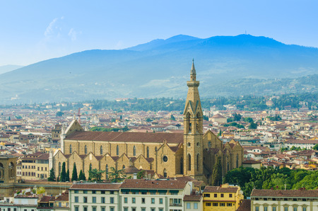 View of Florence during the day Stock Photo - 22872803