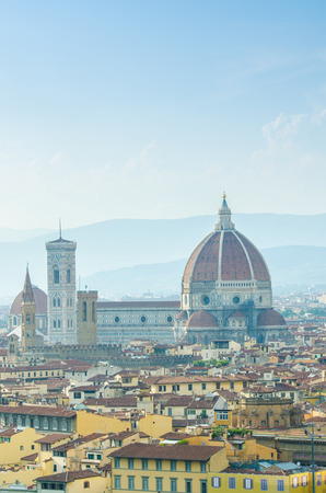 View of florence during the day Stock Photo - 22872805