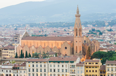View of Florence during the day Stock Photo - 22872832
