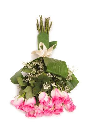 Nice roses in celebration concept Stock Photo - 23057958