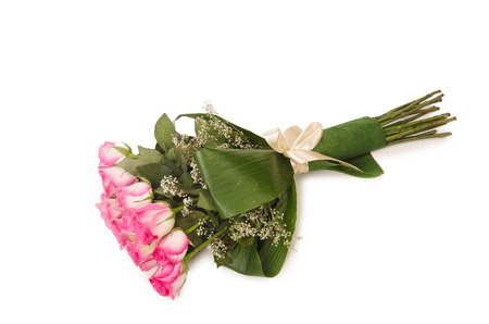 Nice roses in celebration concept Stock Photo - 23226148