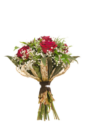 Nice roses in celebration concept Stock Photo - 23227158