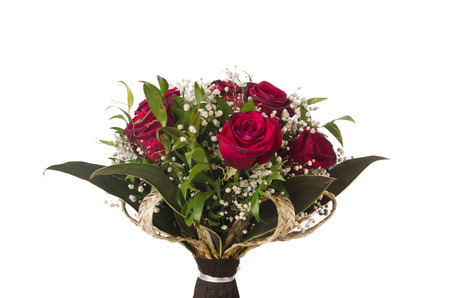 Nice roses in celebration concept Stock Photo - 23327972