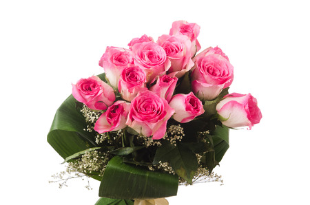 Nice roses in celebration concept Stock Photo - 23729214