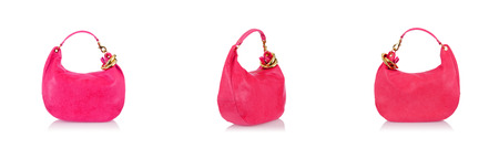 Woman bag isolated on the white Stock Photo - 24116728