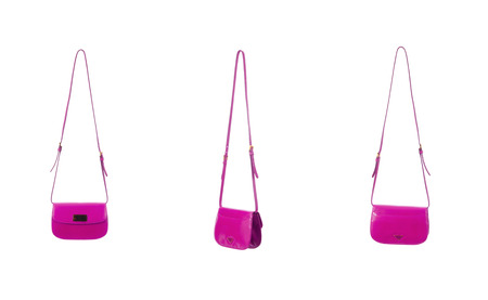 Woman bag isolated on the white Stock Photo - 24116741